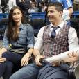 Irina Shayk et Cristiano Ronaldo en 2014.