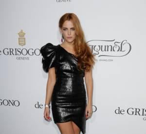 Riley Keough en Saint Laurent à la soirée de Grisogono le 20 mai 2014 à Cannes.