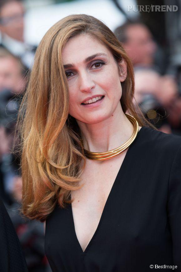 """Julie Gayet et Ezekiel Film Production ont soutenu """"Sils Maria"""", le dernier film d'Olivier Assayas en compétition officielle à Cannes."""