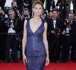 Bianca Balti, belle sirène du festival de Cannes 2014.