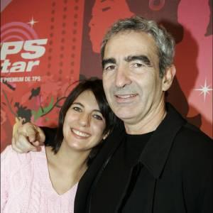 Estelle Denis et Raymond Domenech forme un couple très soudé.