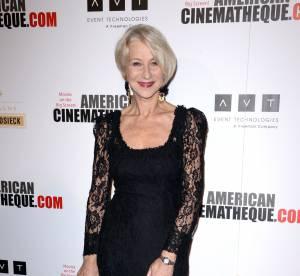 Helen Mirren, 68 ans : icône de l'année, la preuve en 10 photos