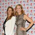 Françoise Joly et Guilaine Chenu, les présentatrices d'Envoyé Spécial sur France 2.