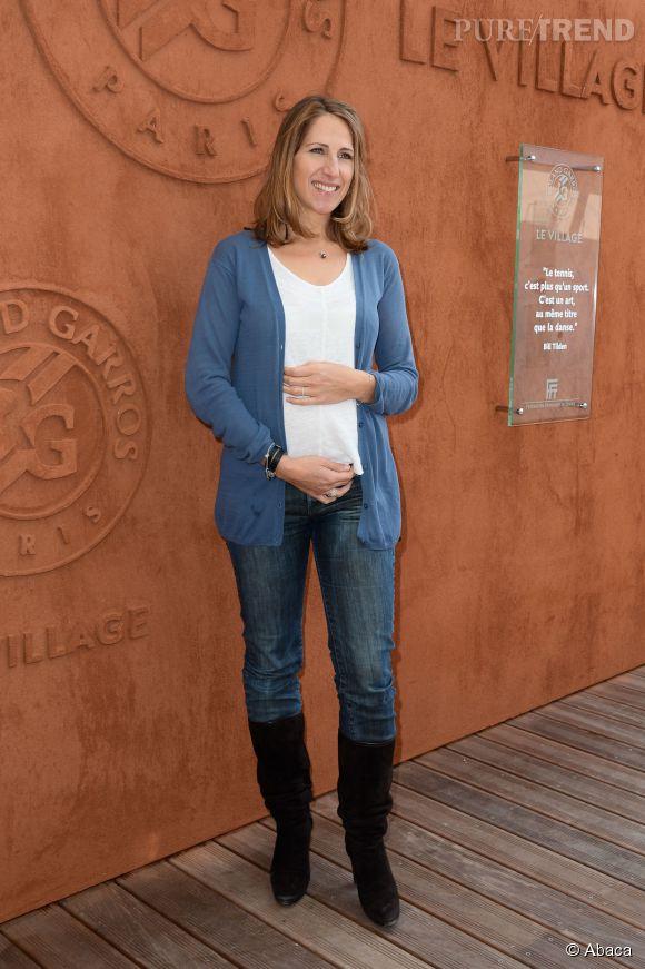 Maud Fontenoy, grand sourire et petite baby bump en vue ? La navigatrice serait-elle bientôt maman pour la troisième fois ?