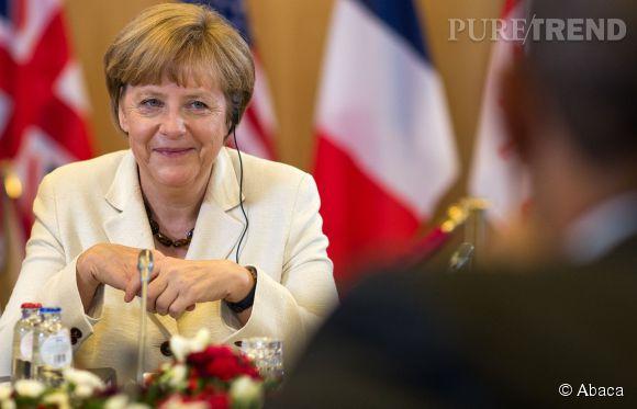 Angela Merkel est la seule qui s'en sort bien. Dans Hard Choice, Hillary Clinton la décrit comme une femme astucieuse et directe.