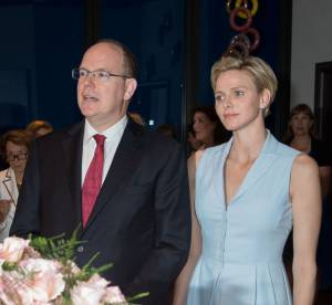 Charlene de Monaco enceinte : une première apparition rayonnante !