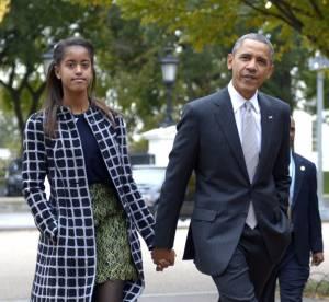 Malia Obama : un 1er job dans le cinéma pour la fille du Président