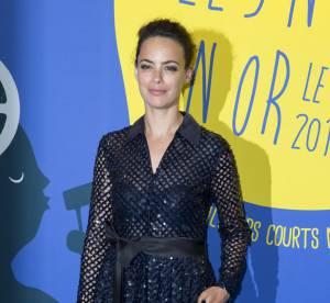 Bérénice Bejo : l'actrice et son soutien-gorge bleu nuit font trembler Paris