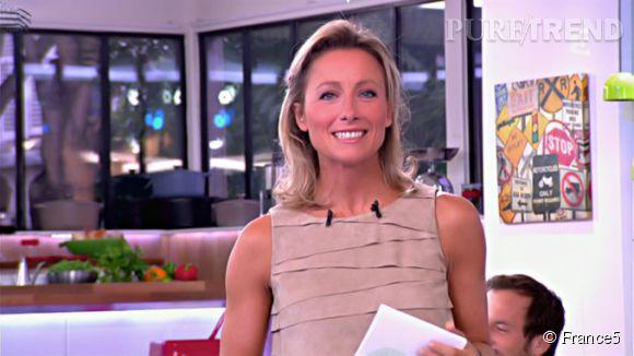 Déjà prsentatrice de C à Vous sur France 5, Anne-Sophie Lapix pourrait donc cumuler deux programmes en même temps si elle décide de s'engager dans Mots Croisés.