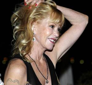 Melanie Griffith, son adieu à Antonio Banderas : son tatouage d'amour effacé