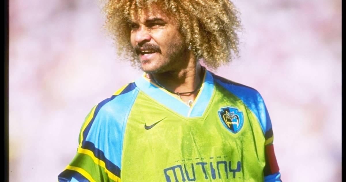 Les coiffures des joueurs de foot les plus folles de tous les temps puretrend - Coupe de cheveux de footballeur ...