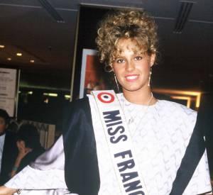 Nathalie Marquay fut Miss France 1987.