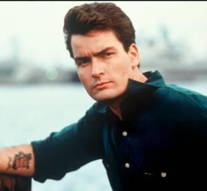 Charlie Sheen des 90's à aujourd'hui : dégringolade d'un beau gosse hollywoodien