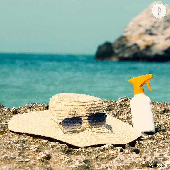 Les 10 commandements de la crème solaire.