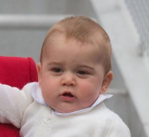 Prince Harry se moque de son neveu le Prince George