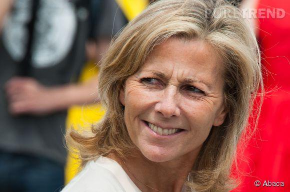 Claire Chazal la reine du JT de TF1 a plus d'une boulette à son actif.