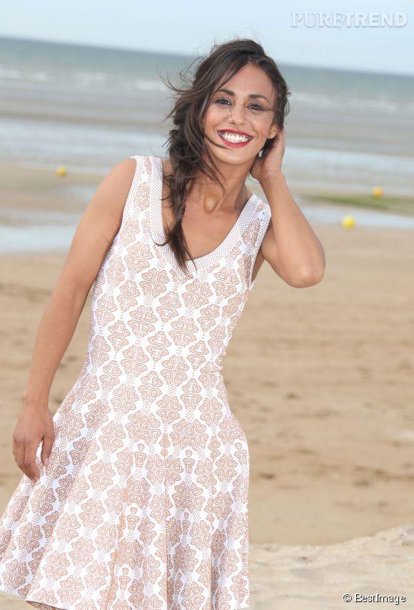 Alice Belaïdi, 27 ans, actrice française.