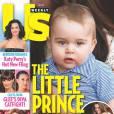 Le Prince George en Une de US Weekly.