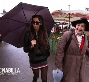Allô Nabilla 2 : la starlette sur le marché ''c'est mieux que Sarkozy''