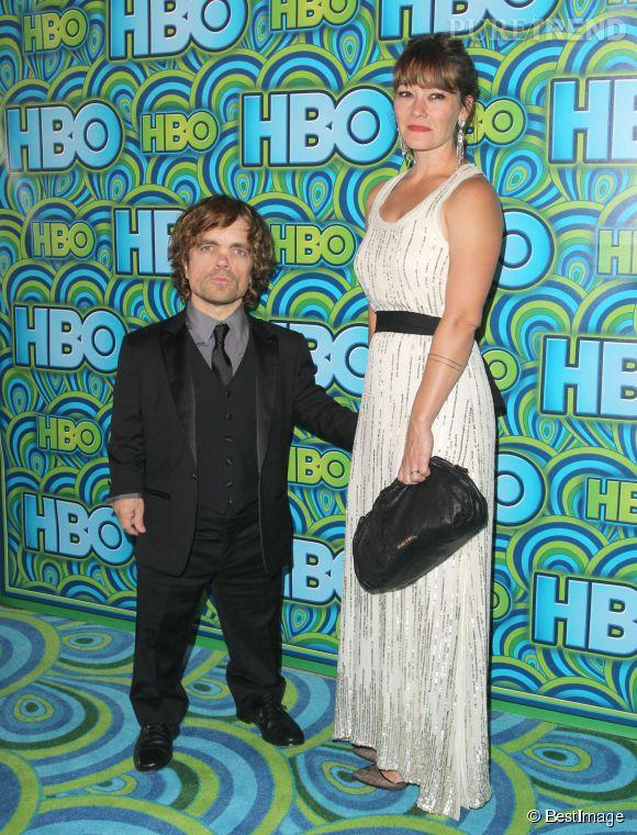 En 2014, on aimerait bien voir Peter Dinklage alias Tyrion Lannister dans la série Game of Thrones, remporter l'Emmy Awards du  Meilleur acteur de second rôle dans une série dramatique .