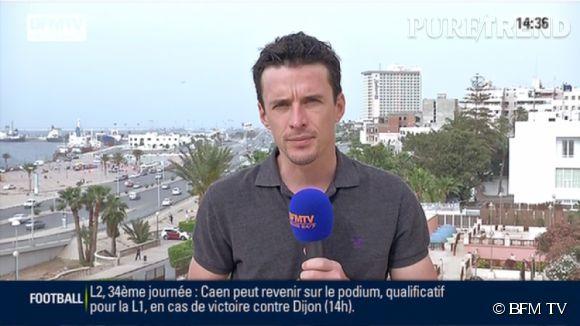 François-Xavier Ménage sur BFM TV.