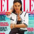Adriana Lima en couverture de ELLE.