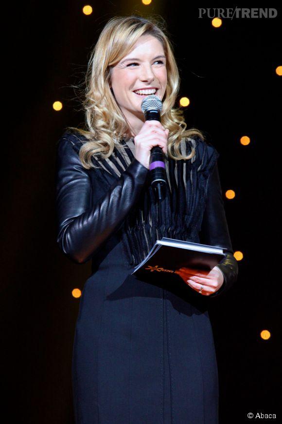 Louise Ekland, le nouvel atout charme de la chaîne M6.