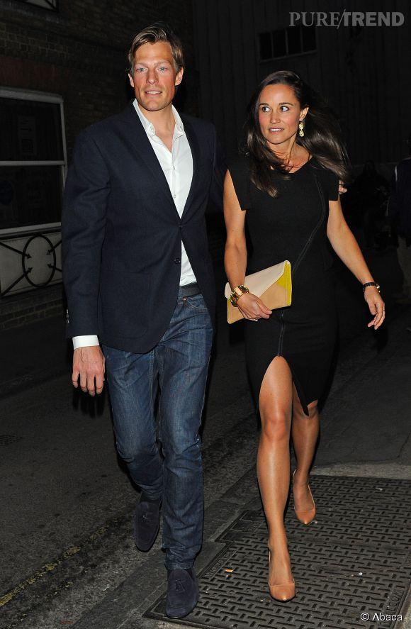 Pippa Middleton et Nico Jackson, un couple ultra glamour mais qui fait marche arrière sur le plan des projets communs.