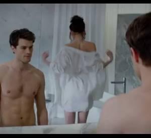 """Bande annonce du film """"50 nuances de Grey"""" avec jamie Dornan et Dakota Johnson qui en a déçu plus d'un."""
