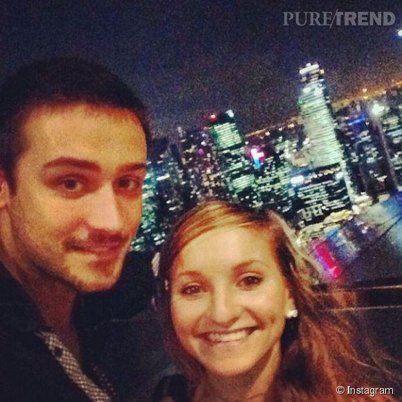 Quentin et Noémie, amoureux grâce à TopChef. Ils vont se marier !