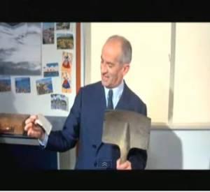 """Louis de Funès dans """"Le Petit Baigneur"""" en 1968."""