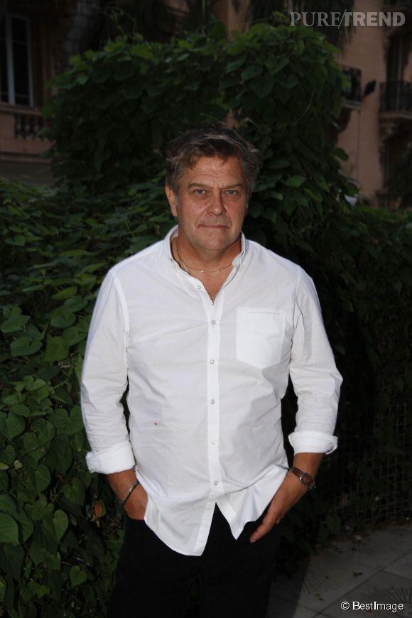 Thierry Redler, en 2013, lors du 2ème festival des héros de la télé.