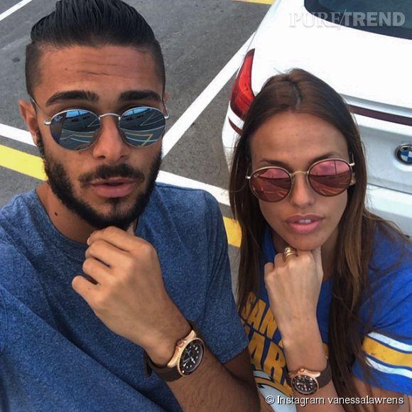 Vanessa et Julien continuent à envahir leurs comptes Instagram de photos d'eux plus complices que jamais.