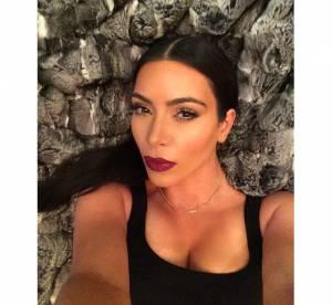 Kim Kardashian : fesses et hanches énormes, crise existentielle pour Madame West