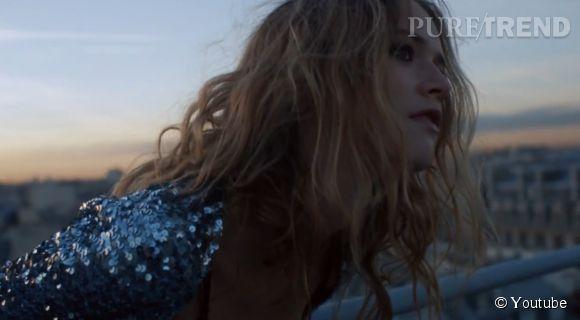 Raphaëlle Dupire, nouvelle Miss Météo de  Canal+ .