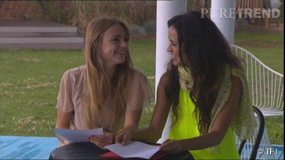 """Sara et Leila les nouvelles alliées de """"Secret Story 8"""" !"""