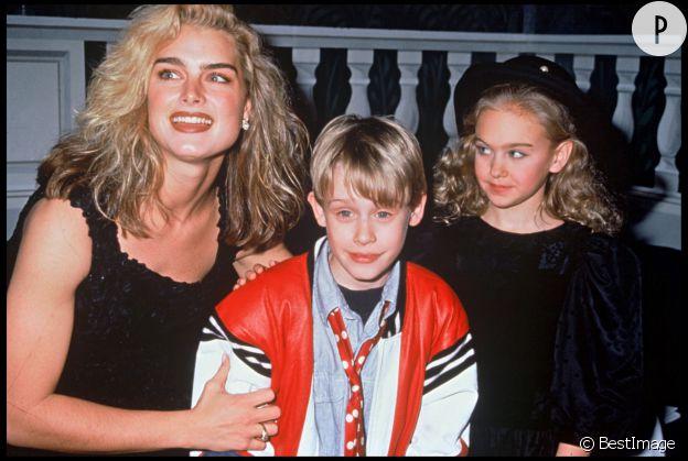 """Dans les années 90, tout le monde s'arrachait Macaulay Culkin la star de """"Maman j'ai raté l'avion""""."""