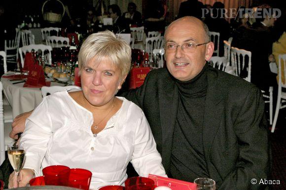 """Mimi Mathy et son mari Benoist Gérard, une rencontre qui a été """"plus qu'un coup de foudre"""", dixit Benoist."""