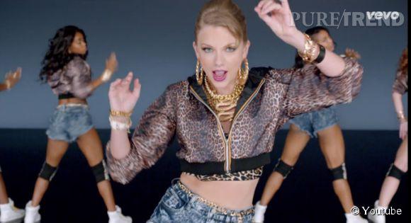 """Taylor Swift arrête la country pour se mettre à la pop avec son nouvel album """"1989""""."""