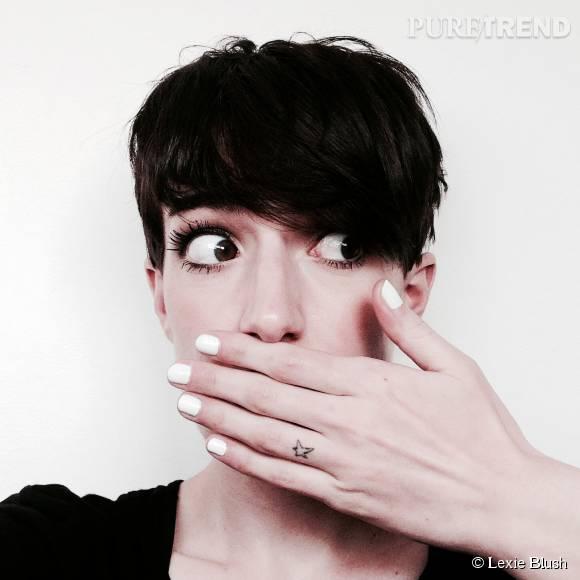 Lexie Blush aka Hélène, la youtubeuse beauté française la plus rock'n'roll de Londres ?