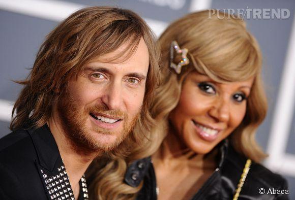 Cathy Guetta officialise sa séparation d'avec David Guetta dans  Paris Match .