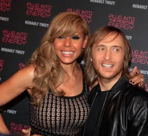 Cathy et David Guetta annoncent leur séparation au mois d'août 2014.