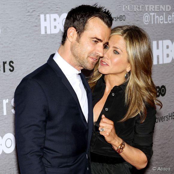 Jennifer Aniston, furieuse à cause du mariage de Brad Pitt et Angelina  Jolie.