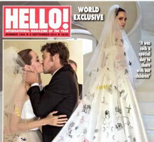 Angelina Jolie et Brad Pitt : tous les détails de leur mariage secret