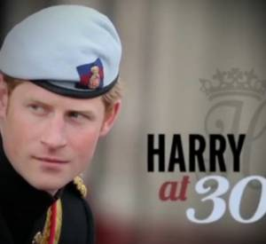 Teaser du documentaire consacré aux 30 ans du prince Harry diffusé sur la chaîne ITV le 2 septembre 2014.