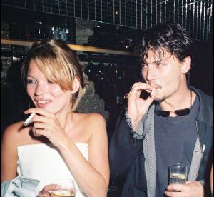 Kate Moss et Johnny Depp : le couple sexe, drogues & rock'n'roll