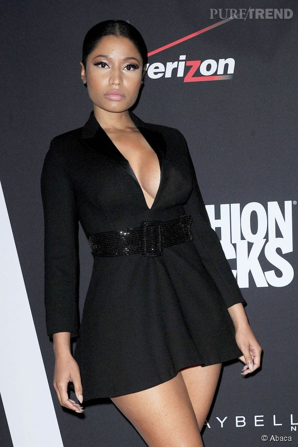 Nicki Minaj nous flashe à New York !