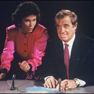 Anne Sinclair se remémore également ses interviews de l'époque.