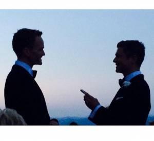 """Neil Patrick Harris et David Burtka se sont dit """"oui"""", le 8 septembre 2014. Retour sur leur 15 photos de famille les plus adorables sur Instagram !"""