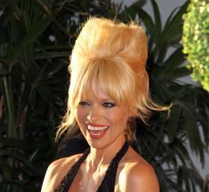 Pamela Anderson : string et choucroute, la bimbo dans toute sa splendeur